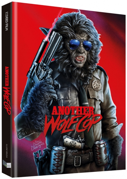 Another WolfCop - WolfCop 2 - Uncut Mediabook Edition  (DVD+blu-ray) (A)