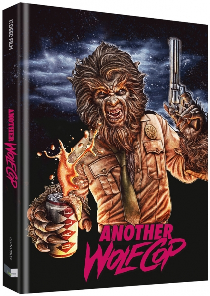 Another WolfCop - WolfCop 2 - Uncut Mediabook Edition (DVD+blu-ray) (C)
