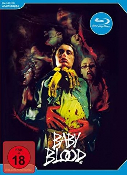 Baby Blood - Uncut Special Edition (blu-ray)