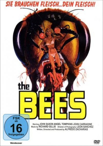 Bees, The - Operation Todesstachel - Uncut Edition