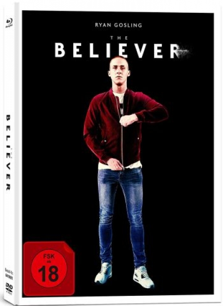 Believer, The - Inside A Skinhead - Uncut Mediabook Edition  (DVD+blu-ray)