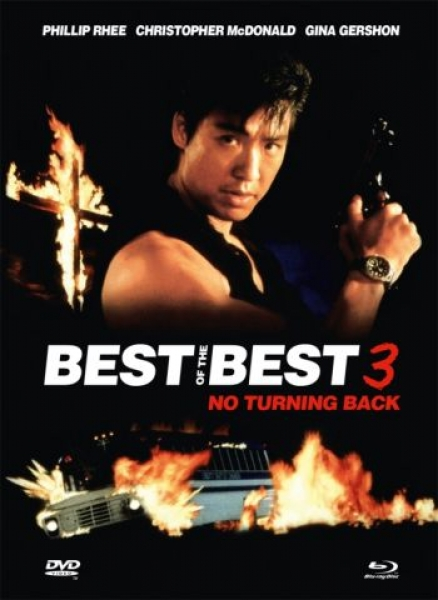 Best of the Best 3 - No Turning Back - Uncut Mediabook Edition  (DVD+blu-ray) (A)