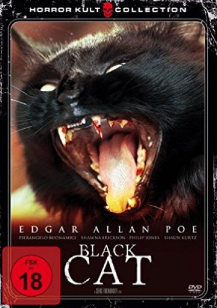 Black Cat - Horror Cult Collection