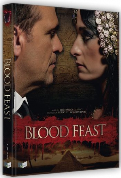 Blood Feast - Blutiges Festmahl - Uncut Mediabook Edition  (DVD+blu-ray) (B)