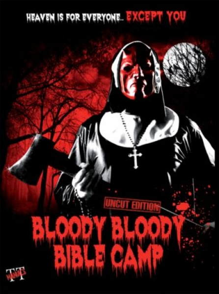 Bloody Bloody Bible Camp - Uncut Mediabook Edition  (DVD+blu-ray) (A)