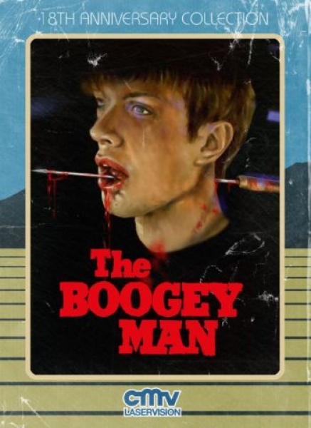 Boogey Man, The - 18th Anniversary Mediabook Collection (DVD+blu-ray)