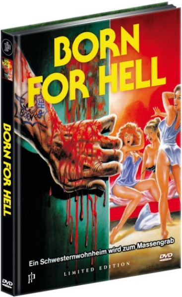 Born for Hell - Die Hinrichtung - Limited Mediabook Edition