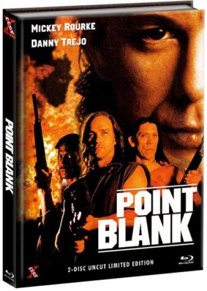 Point Blank - Uncut Mediabook Edition  (DVD+blu-ray) (A)