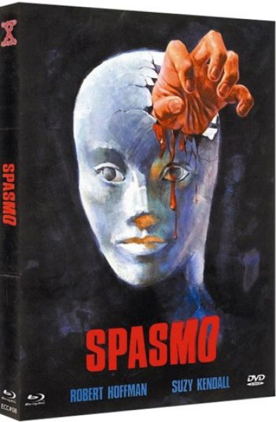 Spasmo - Eurocult Mediabook Collection (DVD+blu-ray) (B)