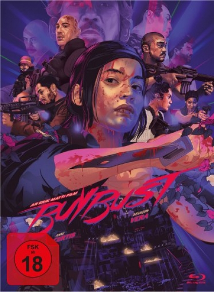 BuyBust - Limited Mediabook Edition (DVD+blu-ray)