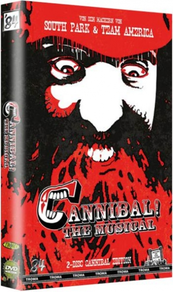 Cannibal! - The Musical - Tromedition - Limited Edition (A)