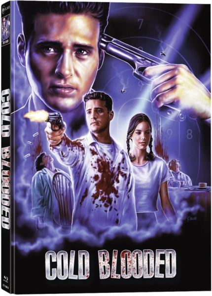 Cold Blooded - Uncut Mediabook Edition  (DVD+blu-ray) (B)