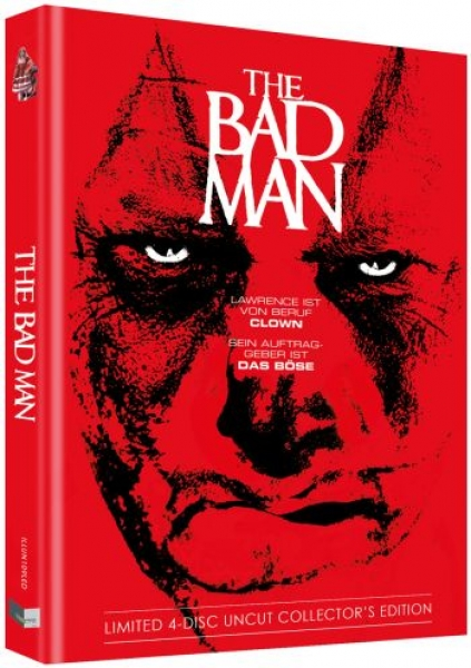 Bad Man, The - Uncut Mediabook Edition  (DVD+blu-ray) (D)