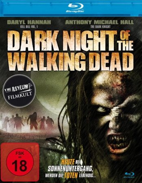 Dark Night of the Walking Dead  (blu-ray)