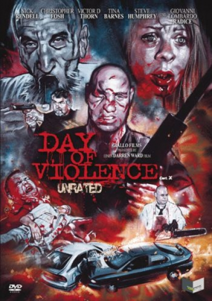A Day of Violence - Uncut Edition