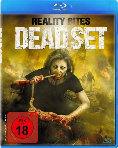 Dead Set - Season 1 (blu-ray)