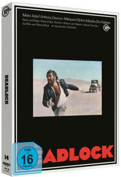 Deadlock - Edition Deutsche Vita Nr. 14 - Limited Edition  (4K Ultra HD+blu-ray) (B)