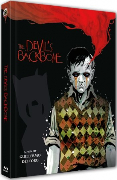 Devils Backbone, The - Uncut Mediabook Edition  (DVD+blu-ray) (A)