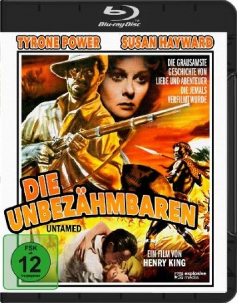 Untamed Deutsch