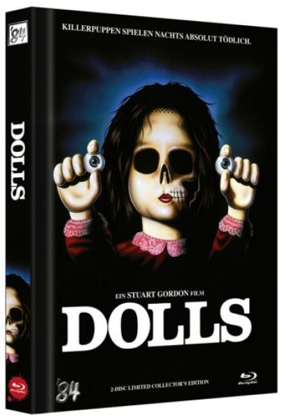 Dolls - Uncut Mediabook Edition  (DVD+blu-ray) (A)