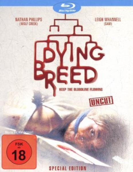 Dying Breed - Uncut  (blu-ray)
