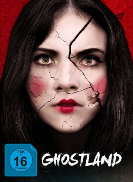 Ghostland - Uncut Mediabook Edition  (DVD+blu-ray)