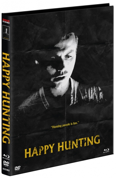 Happy Hunting - Uncut Character Mediabook Edition (DVD+blu-ray) (3)