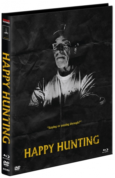 Happy Hunting - Uncut Character Mediabook Edition  (DVD+blu-ray) (4)