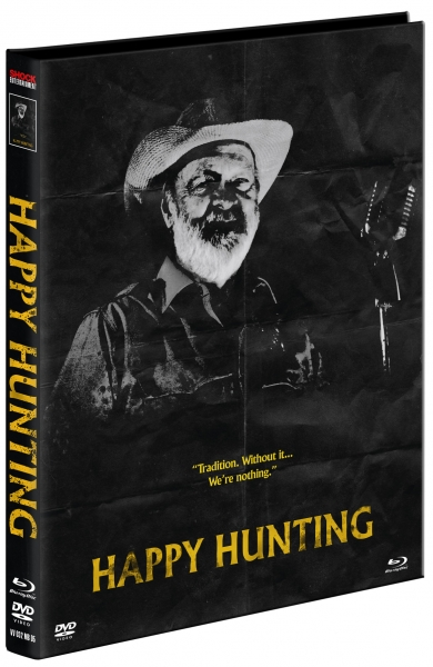 Happy Hunting - Uncut Character Mediabook Edition  (DVD+blu-ray) (5)