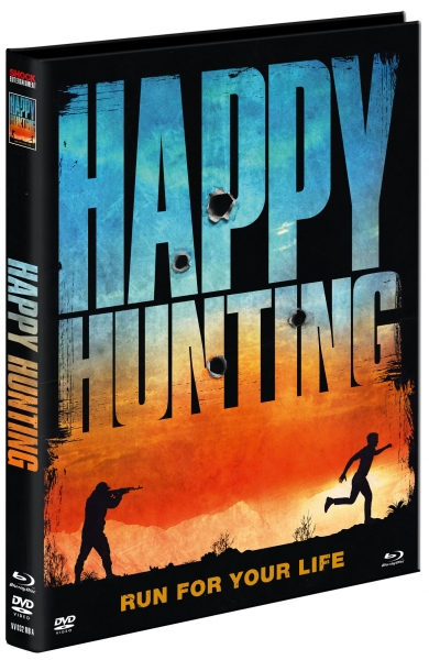 Happy Hunting - Uncut Mediabook Edition  (DVD+blu-ray) (A)