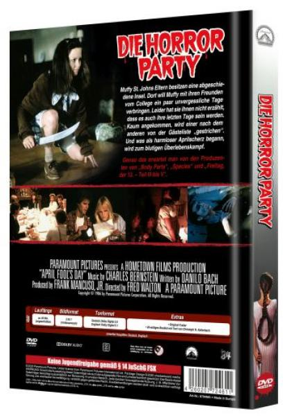 Horror Party, Die - Limited Mediabook Edition  (A)