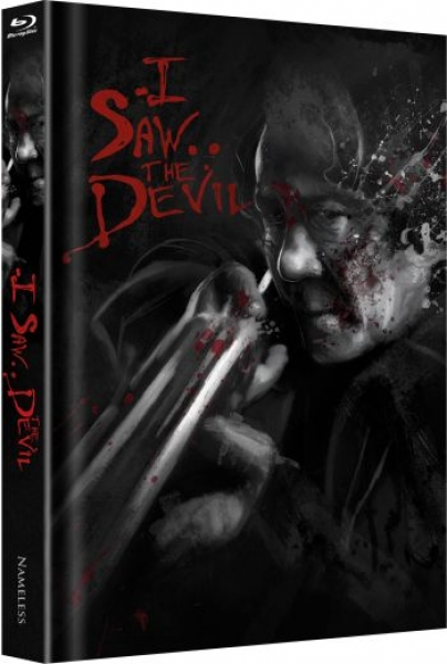 I Saw the Devil - Uncut Mediabook Edition  (blu-ray) (Cover C-Black)