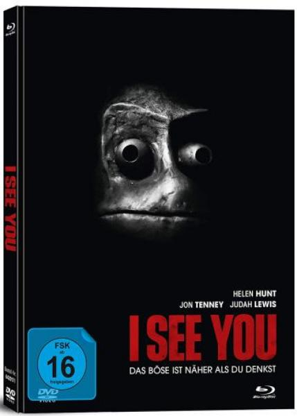 I See You - Limited Mediabook Edition  (DVD+blu-ray)