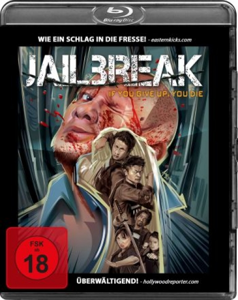 Jailbreak (blu-ray)