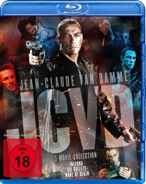 Jean-Claude Van Damme - Movie-Collection (blu-ray)