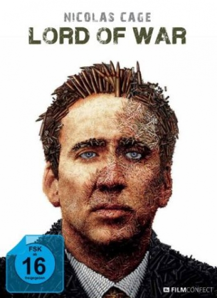 Lord of War - Limited Mediabook Edition  (blu-ray)