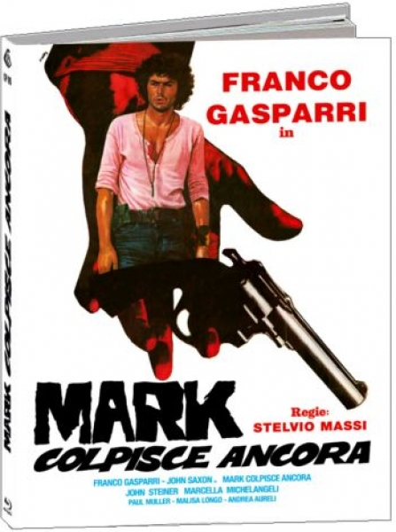 Mark colpisce ancora - The .44 Specialist - Uncut Mediabook Edition  (blu-ray) (A)