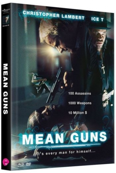 Mean Guns - Limited Mediabook Edition  (DVD+blu-ray) (B)