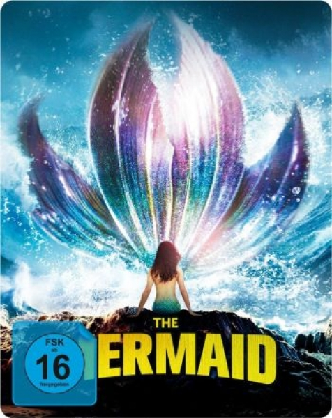 Mermaid, The 3D - Limited Steelbook Edition  (3D blu-ray)