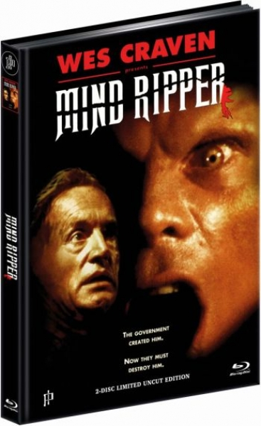 Mindripper - Wes Craven - Uncut Mediabook Edition  (DVD+blu-ray) (A)