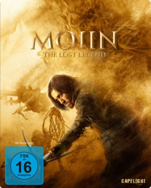 Mojin - The Lost Legend -  Limited Edition  (blu-ray) (A)