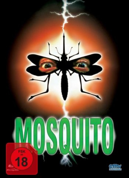 Mosquito - Uncut Mediabook Edition  (DVD+blu-ray)