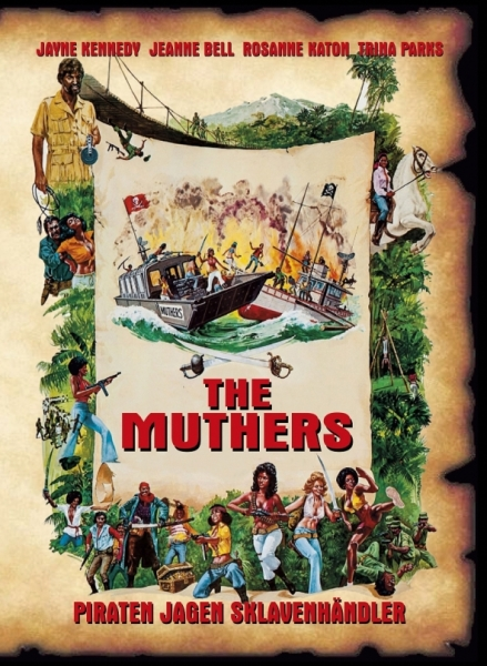 Muthers, The - Uncut Mediabook Edition  (DVD+blu-ray) (A)