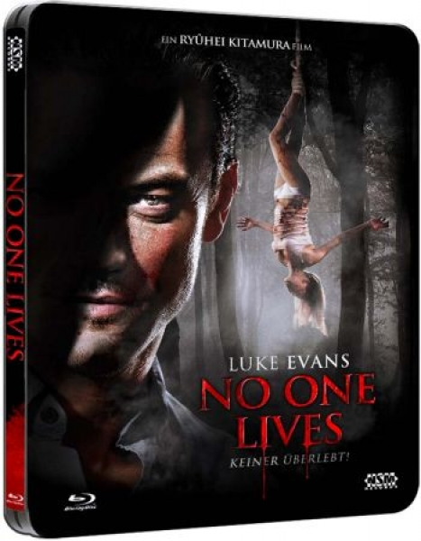 No One Lives  - Uncut Steelbook Edition  (blu-ray)
