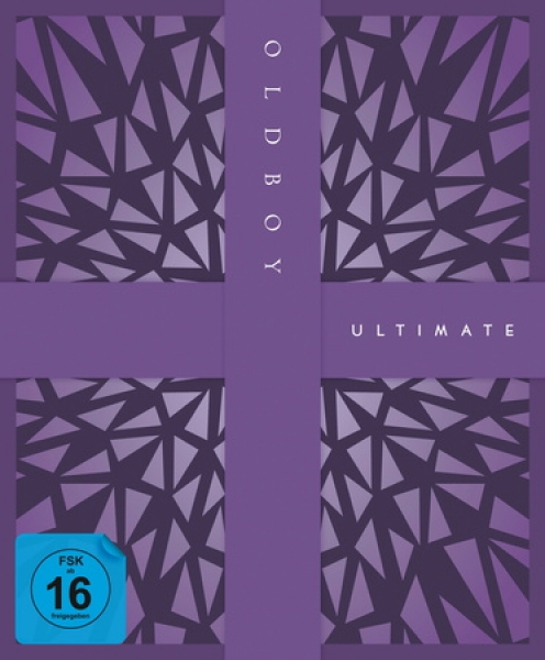 Oldboy - Ultimate Edition  (DVD+blu-ray)