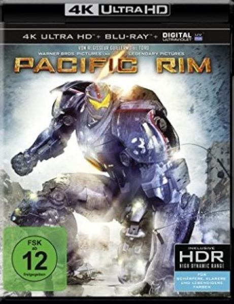 Pacific Rim  (4K Ultra HD)