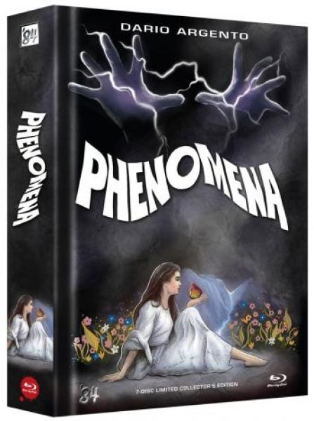 Phenomena - Uncut Mediabook Edition  (DVD+blu-ray)