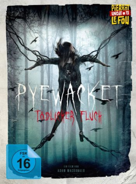 Pyewacket - Tödlicher Fluch - Limited Mediabook Edition  (DVD+blu-ray)