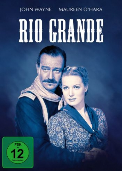 Rio Grande - Limited Mediabook Edition (DVD+blu-ray)