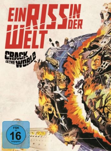 Ein Riss in der Welt - Limited Mediabook Edition  (DVD+blu-ray)